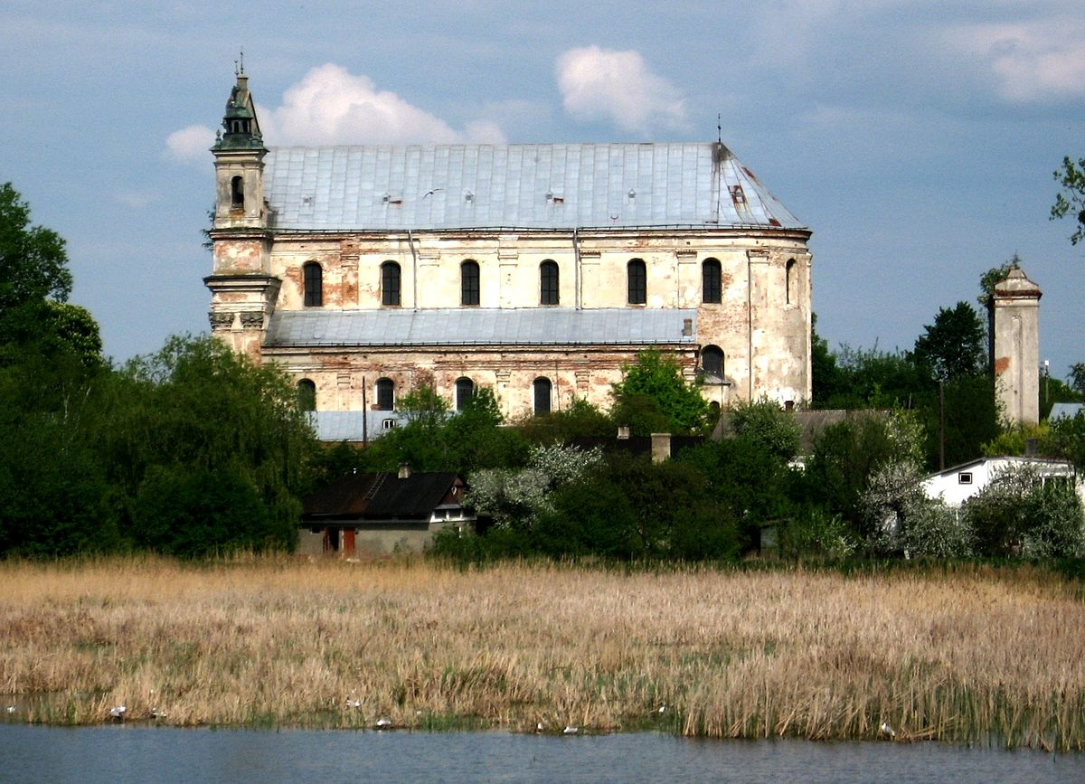 THE POLISH CULTURAL HERITAGE FOUNDATION IS PREPARING A GIFT FOR THE VOLYN