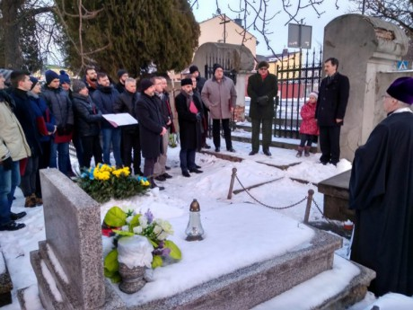 CHELM CELEBRATED THE 100TH ANNIVERSARY OF THE PROCLAMATION OF UKRAINE'S INDEPENDENCE