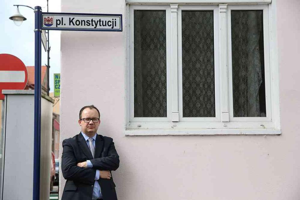 Омбудсмен у Польщі Адам Боднар