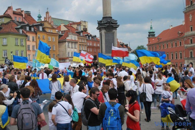 UKRAINIANS FILL GAPS IN THE BUDGET OF POLAND