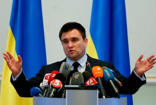 """Клімкін дав послам доручення скласти список майна """"Газпрому"""" закордоном"""