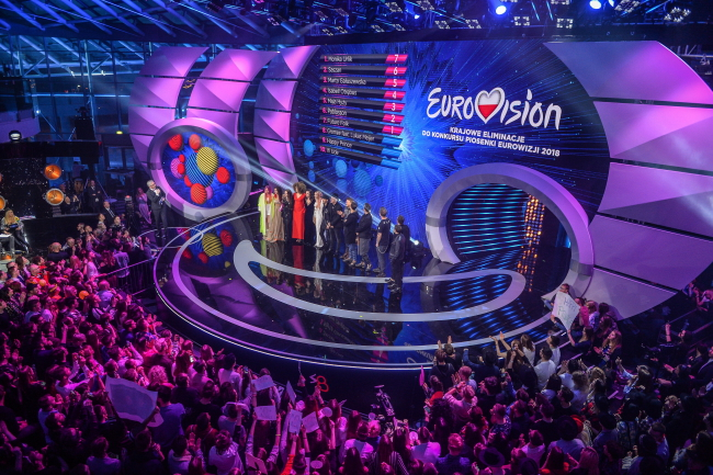 GROMEE AND LUKAS MEIJER WILL REPRESENT POLAND AT THE EUROVISION SONG CONTEST