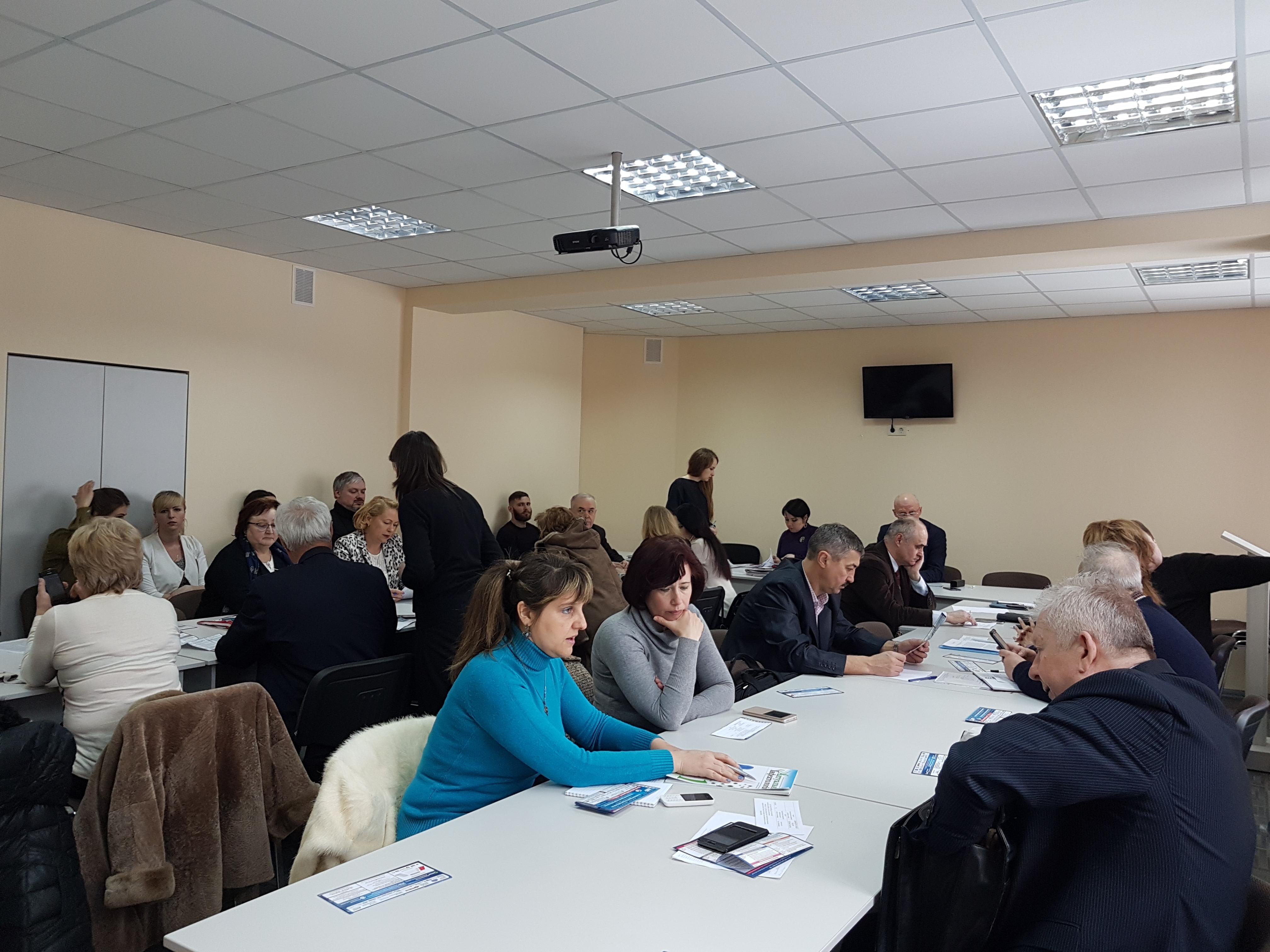 Організіція навчального процесу лікарів на засіданні вченої ради Інституту сімейної медицини НМАПО імені П.Л.Шупика
