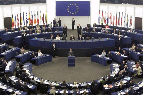 A debate devoted to Poland in the European Parliament