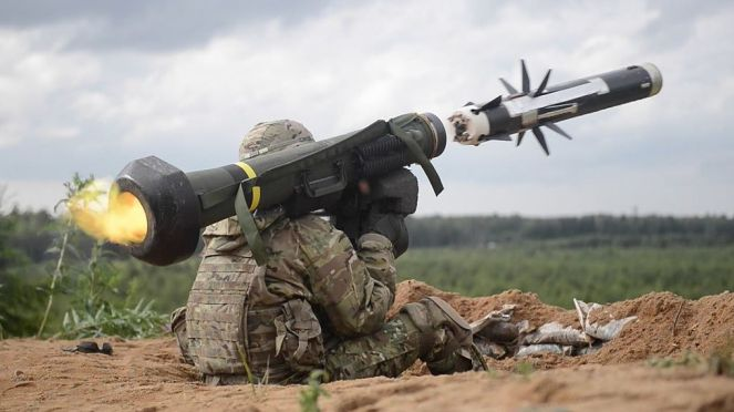 US State Department approved sales of Javelin missile systems to Ukraine