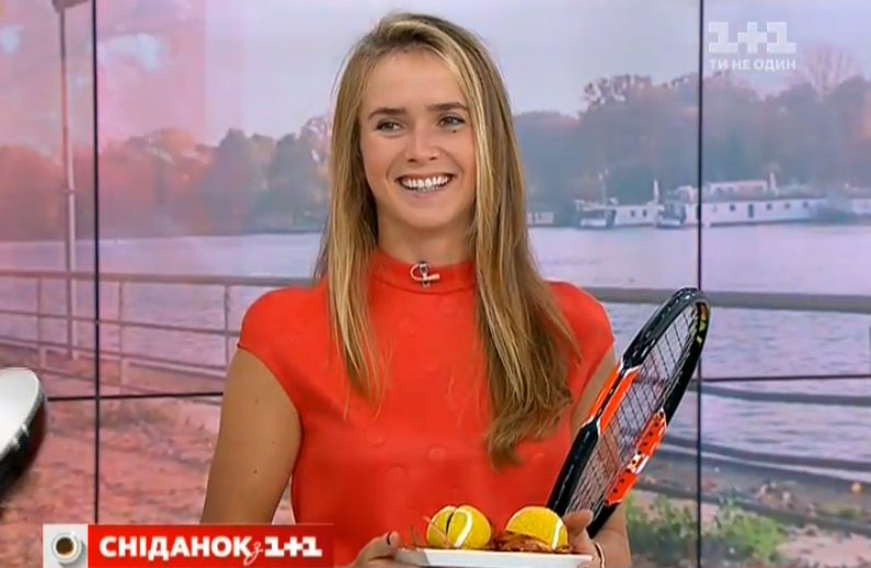 """Elina Svitolina: """"Now my heart is free, I spend most of the time on tennis"""""""