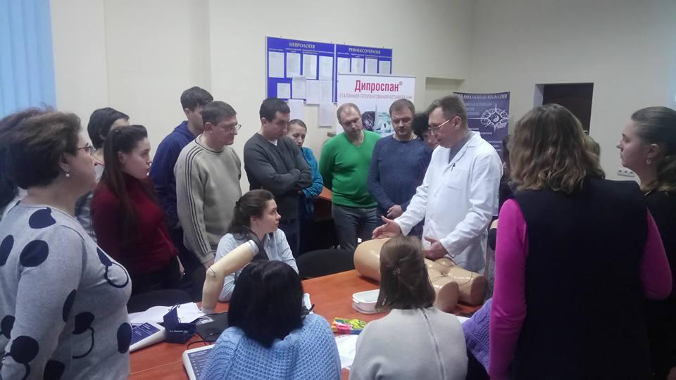 При проходженні підвищення кваліфікації неврологів або лікарів загальної практики-сімейної медицини в Україні, план підготовки лікарів включає обов'язкові тренінги  щодо техніки проведення медикаментозних блокад
