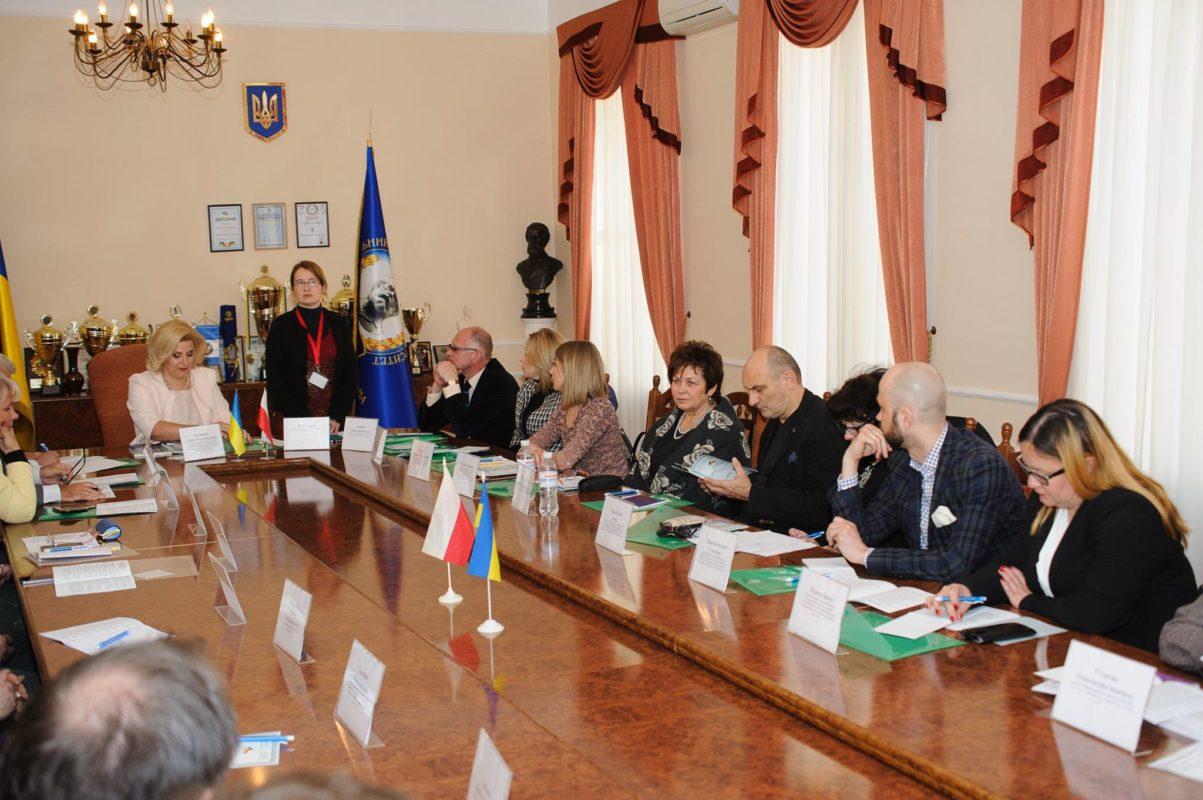 У НПУ імені М.П. Драгоманова відбувся Українсько-польський науковий семінар «Вільний час у розвитку особистості».