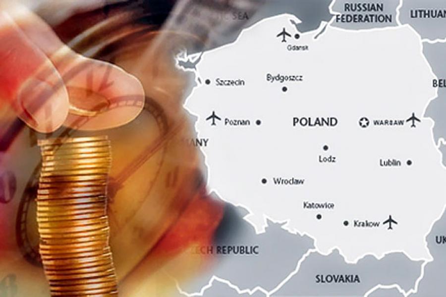 Польські підприємці виробляють понад третину ВВП