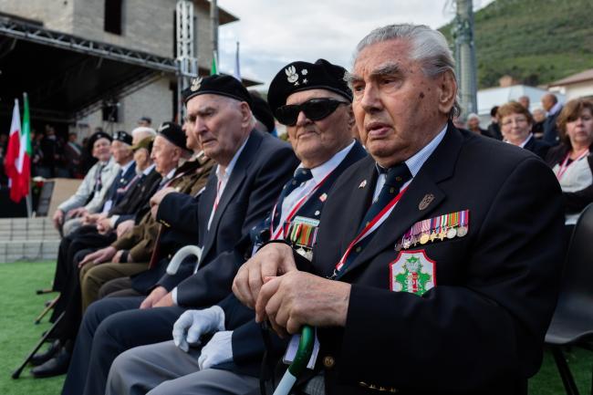 Польська делегація в Італії взяла участь у річниці битви за Монте-Кассіно