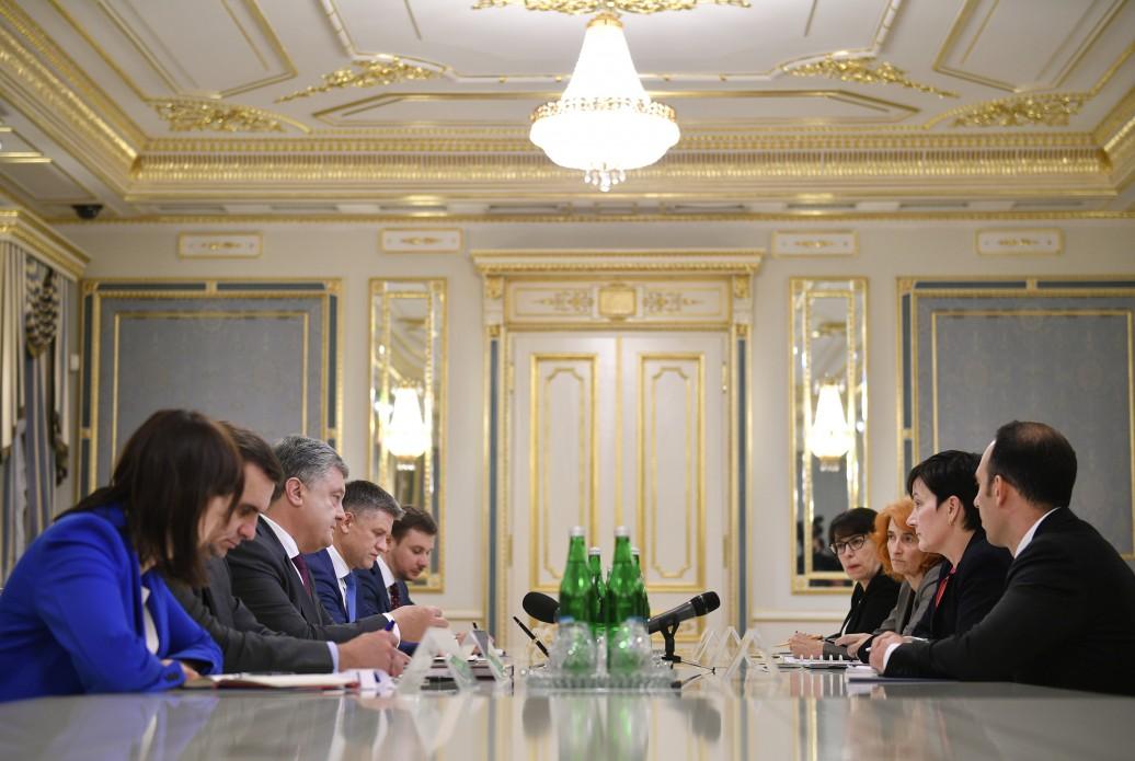 Президент провів зустріч з операційним директором Міжнародної Фінансової Корпорації