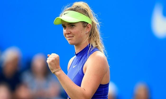 Українська тенісистка успішно розпочинає захист титул на турнірі в Італії