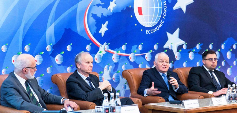 Нам потрібен спільний Українсько-Польський механізм з промислового розвитку, - або кілька слів про деякі уроки польської економічної трансформації в якості післямови до ІІІ Промислового Форуму в м. Карпач (Польща).