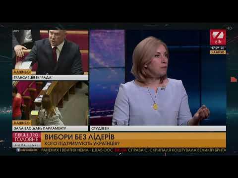 Наближення виборів - кого підтримають українці?