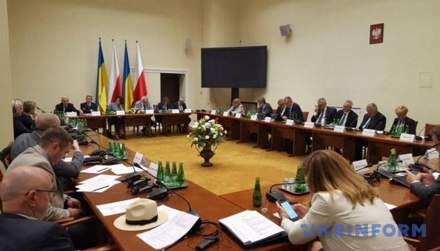Парламентська асамблея Україна-Польща: Сироїд нагадала про загрози з боку Росії