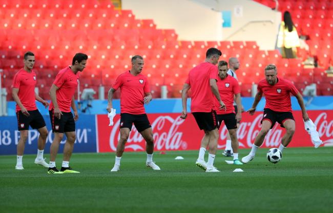 Сьогодні Польща зіграє свій перший матч на ЧС з футболу