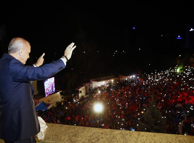 Ердоган переміг на дострокових виборах у Туреччині