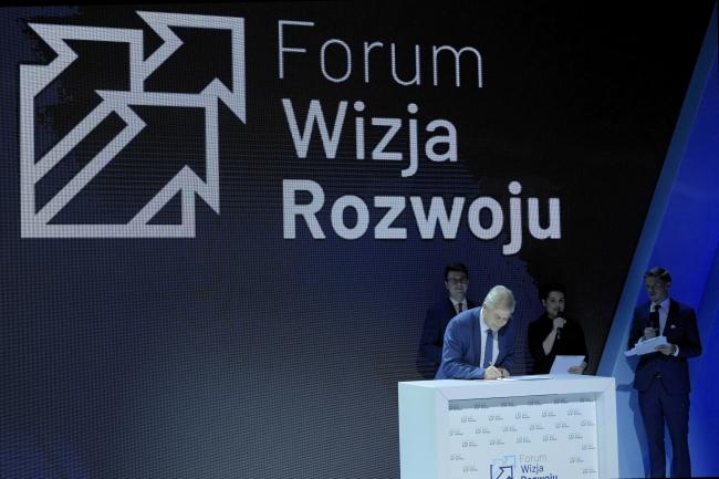У Ґдині завершився форум «Візія розвитку»