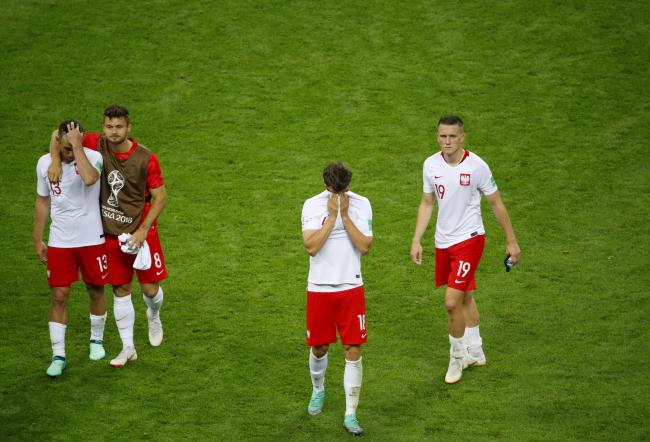 Анджей Дуда: «Біло-червоні, сталося. Нічого не вдієш. Не вішайте носа!»
