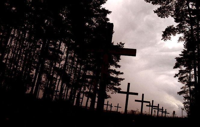 Білоруські незалежні діячі закликали захистити Куропати