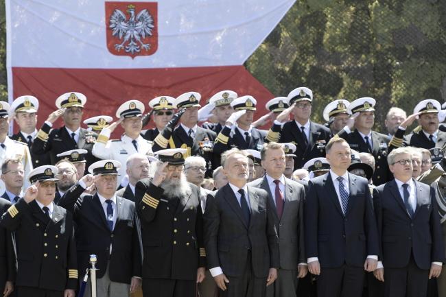 У Польщі відзначили Свято воєнного флоту