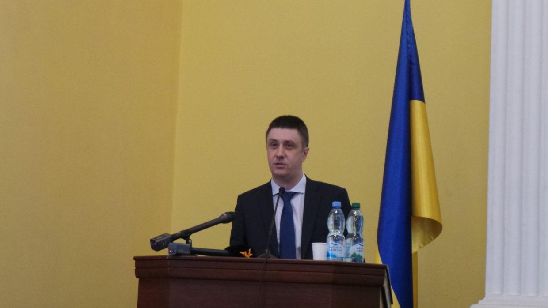 В'ячеслав Кириленко взяв участь у відкритті Міжнародного конгресу україністів
