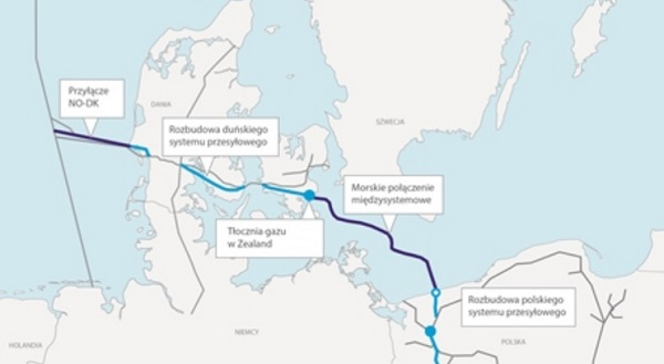 Будівництво Baltic Pipe без запізнень