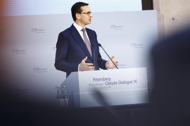 Прем'єр Польщі: Nord Stream 2 – це небезпека для України і Європи