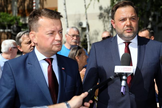 Міністр оборони: Постійні американські бази важливі для безпеки Польщі