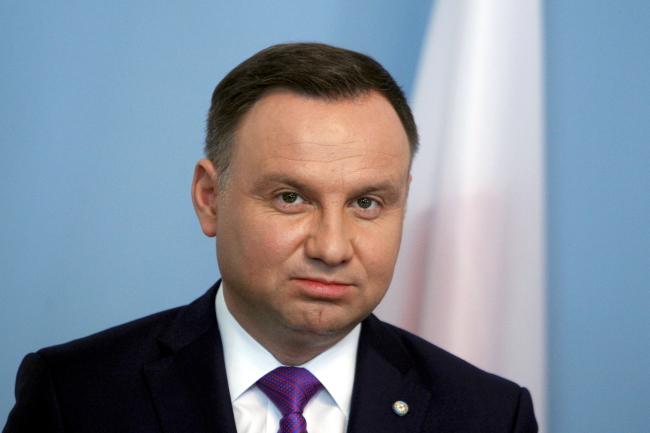 Анджей Дуда: Санкції проти Росії необхідно зберегти