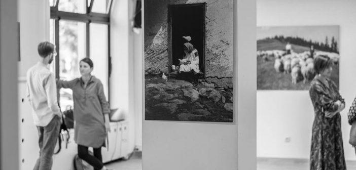 У Варшаві експонується виставка фотографій Параски Плитки-Горицвіт (фото)