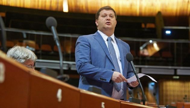 Українська делегація відмовилася йти на щорічний прийом до генсека ПАРЄ