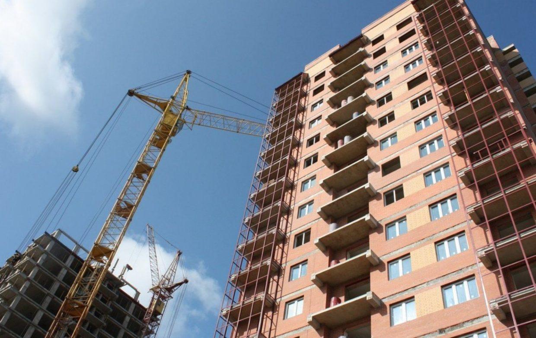 Нацбанк констатував зниження доходів від будівництва житла в Україні