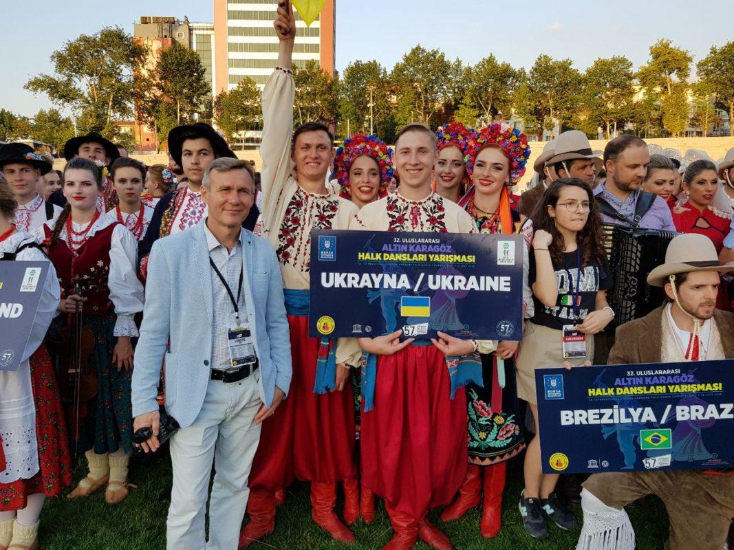 Українські артисти ансамблю «КАЛИНА» в Туреччині! (фото)