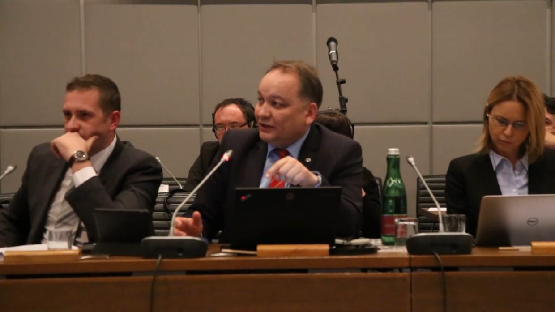 Мій виступ на пленарному засіданні в ООН