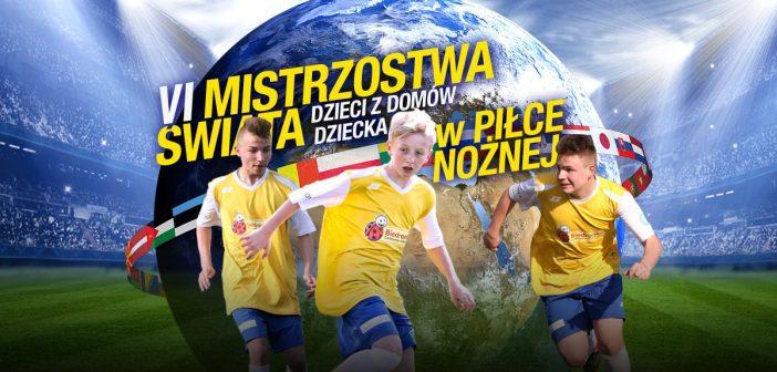 У Варшаві проходив дитячий чемпіонат з футболу для дітей-сиріт. Українська збірна стала переможцем