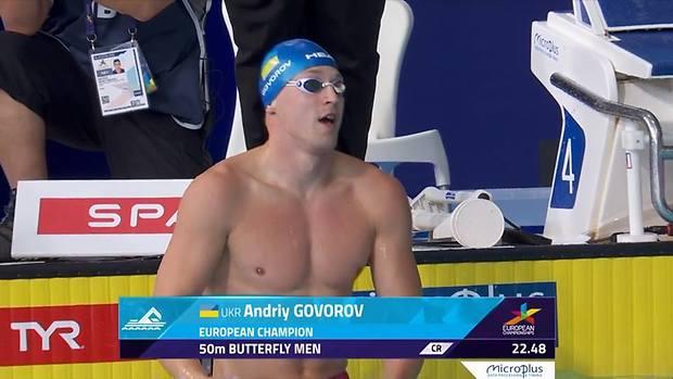 Українець Андрій Говоров захистив титул чемпіона Європи!