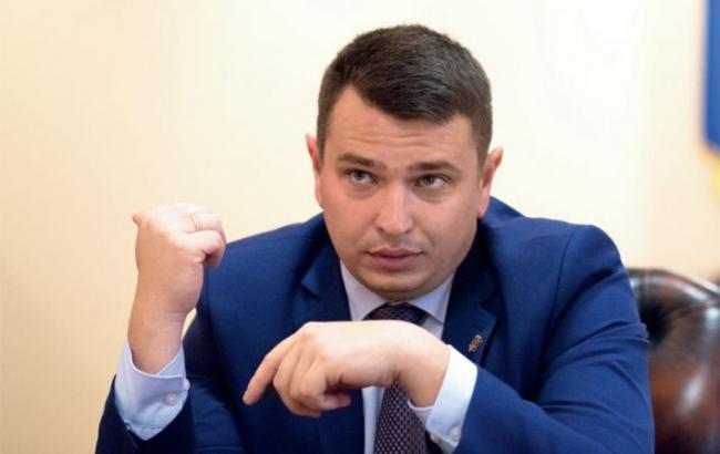 Директор НАБУ розповів подробиці розслідування щодо Назара Холодницького