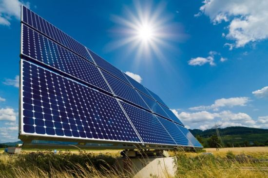 В Україні будують черговий завод з виробництва сонячних панелей