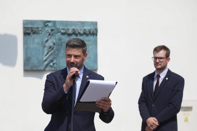У Кракові вшанували пам'ять польських жертв НКВС
