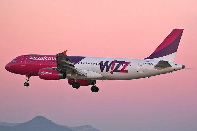 Wizz Air запустить два нові рейси з Польщі в Україну