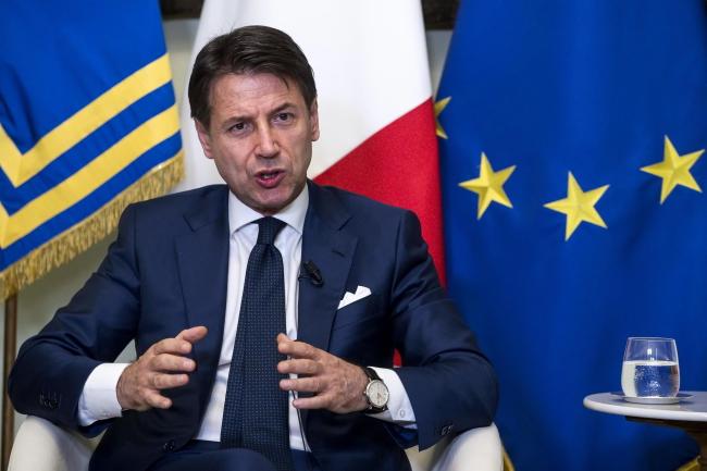 Прем'єр-міністр Італії: Неправильна політика принесла 35 тисяч жертв