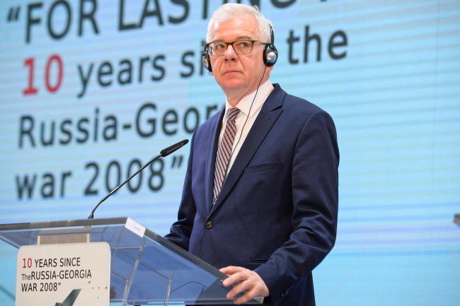 Голова МЗС Польщі: Агресія проти Грузії та України є частиною політики Росії