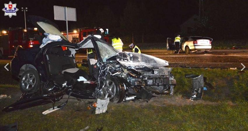 У Польщі зіткнулися два українських авто - одна людина загинула, шестеро травмованих (фото)