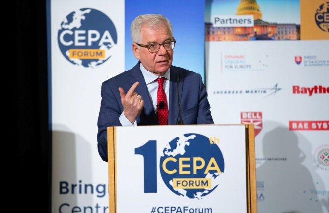 Голова МЗС Польщі: Для Варшави трансатлантичні зв'язки найважливіші