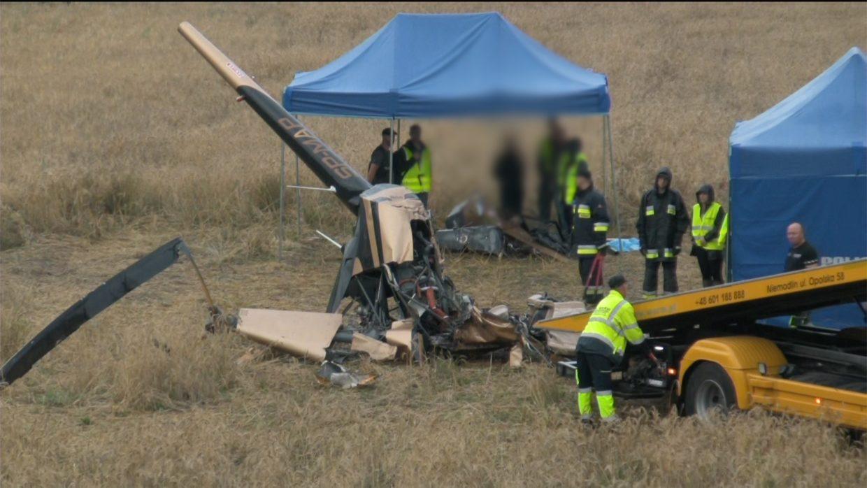 Прокуратура розслідує трагічний інцидент недалеко Ополе, де розбився приватний літак