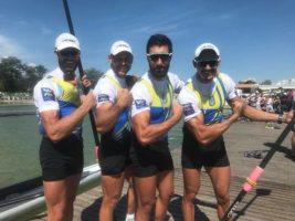 Українські «академісти» - бронзові призери чемпіонату світу!