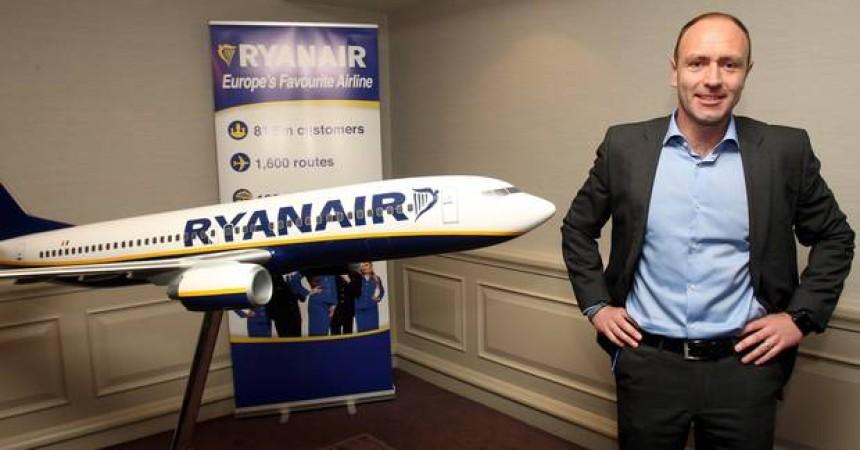Ryanair скасував 190 рейсів через страйк бортпровідників 28 вересня