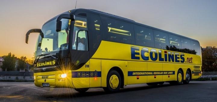 Квиток з України в Польщу й назад за півціни: Ecolines оголосив розпродаж на поїздки у жовтні