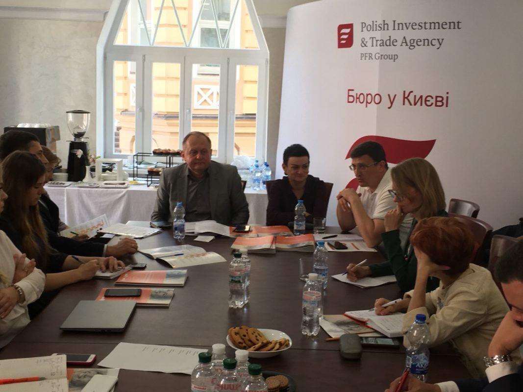 Конференція на тему проблематики громадян України на польському ринку праці